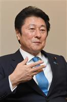 【突き進め!! 亥年】松山政司・前1億総活躍担当相 岸田さん、リーダーシップ発揮して