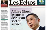 日産西川社長、仏紙で、事実把握すれば、ルノーも「同じ結論出す」