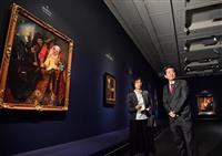 安倍首相がフェルメール展鑑賞「気持ち豊かになる」