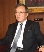 【いの一番】西日本フィナンシャルホールディングス・谷川浩道社長(65)