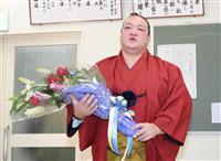 【稀勢の里引退会見】指導者へ 「懸命に相撲取る力士育てたい」