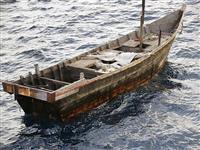 海保長官「警備に万全」 北朝鮮の漂流・漂着船めぐり