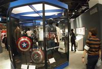アメリカンコミックの殿堂「マーベル」が大阪に来た(下) 編集長は阪神ファン 日本の漫画…