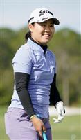 畑岡奈紗が20歳のシーズン 米女子ゴルフ開幕戦へ調整