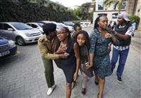 ホテル襲撃の死者21人に ケニア、邦人被害なし