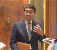 台湾・蔡総統、自民・河井氏にTPP参加支援要請