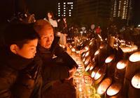 【阪神大震災24年】「2人の分まで生きる」妻と娘失った男性、息子と祈り