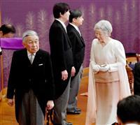 【皇室ウイークリー】(574)両陛下、最後の歌会始ご臨席 被爆地、震災被災地も話題に