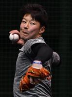 日本ハム・吉田輝星が初ブルペン「50点くらい」