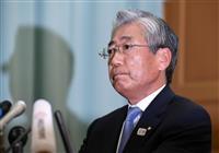 竹田会長の会見に苦言 五輪招致疑惑で小池知事