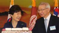 韓国前最高裁長官の逮捕状請求 徴用工訴訟先送り疑惑で検察