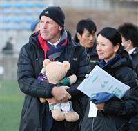 優勝したトヨタ自動車のホワイト監督「チーム強くなる」 ラグビー、初開催のカップ戦