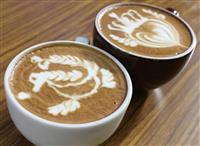 全国の職人が技術競う美しいラテアートに歓声 神戸でUCCコーヒーマスターズ