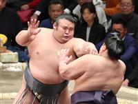 貴景勝、22歳同士の若武者対決を制す 大相撲初場所