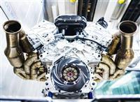 3億円超のアストンマーティン「ヴァルキリー」、なんと1,000馬力を誇るエンジンの…