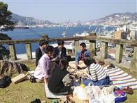 「斜面地の魅力伝えたい」長崎で空き家活用イベント