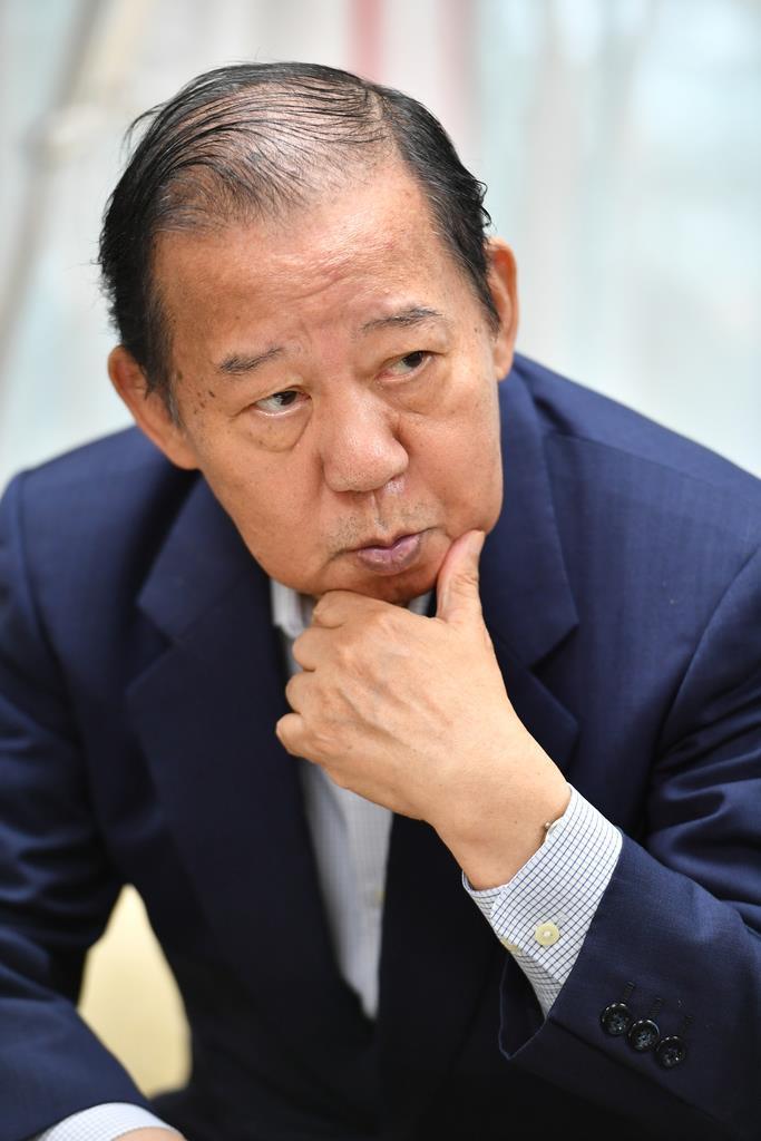 自民・二階幹事長「日韓は常に厳...