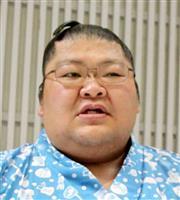 元関脇豪風が引退表明 39歳、「押尾川」襲名へ