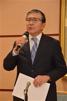 山本氏が出馬表明 東京・中央区長選