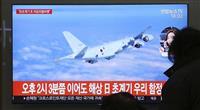 日本哨戒機が韓国艦艇に低高度で威嚇飛行と韓国国防省