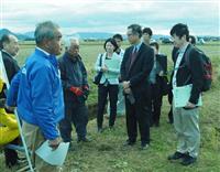 「琵琶湖システム」を世界農業遺産に 農水省で滋賀県知事らアピール