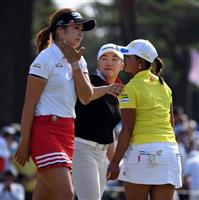 3大会の開催継続決定 今年の日本女子ゴルフツアー