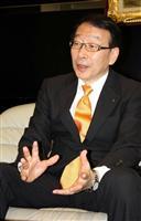 【いの一番】ふくおかフィナンシャルグループ・柴戸隆成社長(64) イノベーションを加速