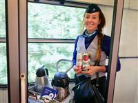 【酒呑み鉄子の世界鉄道旅】「朝ビールは軽めでね!」 ほろ酔い気分でピルスナービール巡礼…