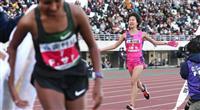 【大阪国際女子マラソン・速報(7完)】小原が日本人トップの2位でゴール、福士はリタイア
