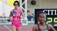 【大阪国際女子マラソン】サド優勝、小原2位 中野が4位でMGC出場権