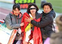 【大阪国際女子マラソン】大森マラソンデビュー、健闘の8位も悔し涙