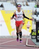 【大阪国際女子マラソン】中野円花、「足折れても」とスパート