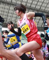 【大阪国際女子マラソン】大森、地元の応援背に「走り切れた」