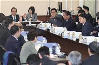 大阪都構想法定協またも実質審議ゼロ 3月協定書は困難に