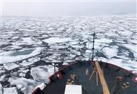 熱い北極海、日本に秋波 資源にらみ中国存在感 ロシア、カナダ警戒