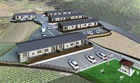 福岡県、九州豪雨被災地で新たな災害公営住宅着工