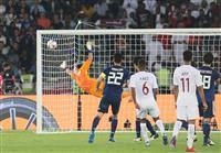 【サッカー日本代表】カタール戦速報(4)カタール、ミドルで2点目