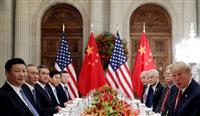 トランプ氏、習近平氏との再会談に意欲 貿易問題 中国、開催地打診か