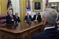 米中閣僚級協議 中国譲歩も米要求と溝大きく