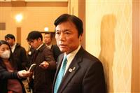福岡知事選で小川洋知事、政党推薦願を全て取り下げ 政治的センス疑う声