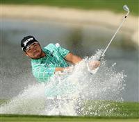 松山は26位 米男子ゴルフ第3日
