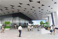 池袋駅隣接の新ビル、帰宅困難者受け入れ 豊島区と西武鉄道が連携協定