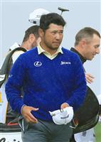 松山は26位で変わらず 男子ゴルフの3日付世界ランク