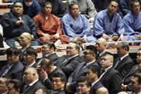 日本相撲協会が研修会、暴力撲滅訴える
