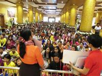 【ASEAN見聞録】ミャンマーのジャパン・パゴダ大盛況 国内外から参拝客