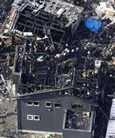 佐賀のヘリ墜落1年 迅速消火へ情報共有を 市職員、当時振り返る