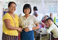 【明美ちゃん基金】「また好きなサッカーができる」医療団治療の少女、母と笑顔