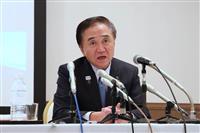神奈川県の黒岩祐治知事が3選出馬表明 健康寿命延伸、観光に注力