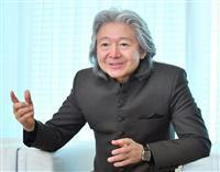 【話の肖像画】指揮者・大友直人(60)(4)一流演奏家とデビュー