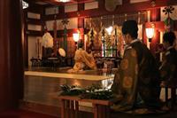 北方領土返還願う 笠間稲荷神社で返還祈願祭 茨城